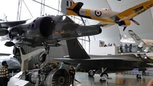 Duxford - Flying Legends a Londýn