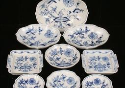 Míšeňská porcelánka