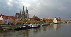 Regensburg a okolí