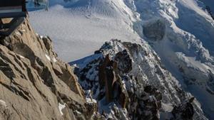 Bern - Ženeva - Chamonix