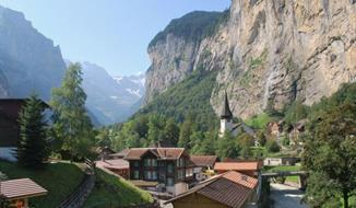 Horští velikáni - Jungfrau, Matterhorn