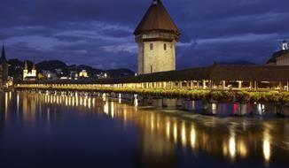 Z Luzernu na horu draků a andělů