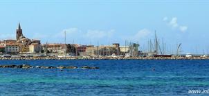 Tyrkysová Sardinie *