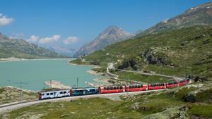 Švýcarské horské železnice