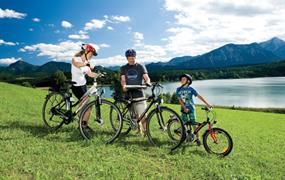 Korutanská jezera - cyklozájezd