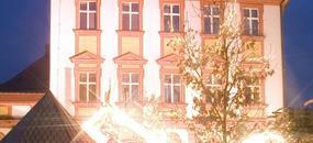Bayreuth a Bamberg