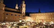 Salzburg a Wolfgangsee