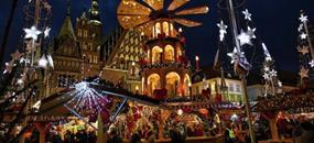 Předvánoční Wroclaw