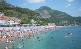 Černá Hora - cyklozájezd