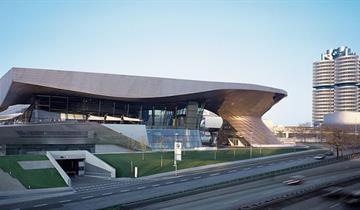 Mnichov - Deutsches a BMW muzeum