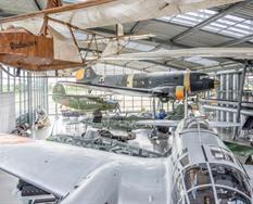 Letecké muzeum Schleissheim *