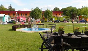Chatová osada Family Resort Patince, Patince