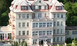 Lázeňské domy Mánes