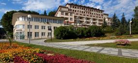 HOTEL PALACE LUHAČOVICE