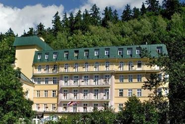 Lázeňský hotel Vltava