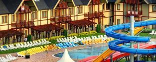 Hotel Gino Paradise Bešeňová