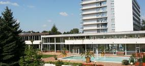 SPLENDID ENSANA HEALTH SPA HOTEL - pokoje GRAND