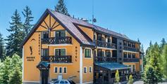 Horská chata Orešnica