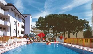 Residence La Pigna s bazénem