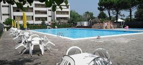 Residence Mosaico s bazénem