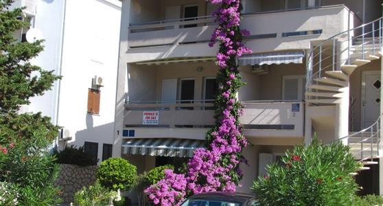 Apartmány Cvetka