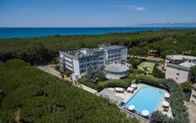 Hotel Le Palme s bazénem