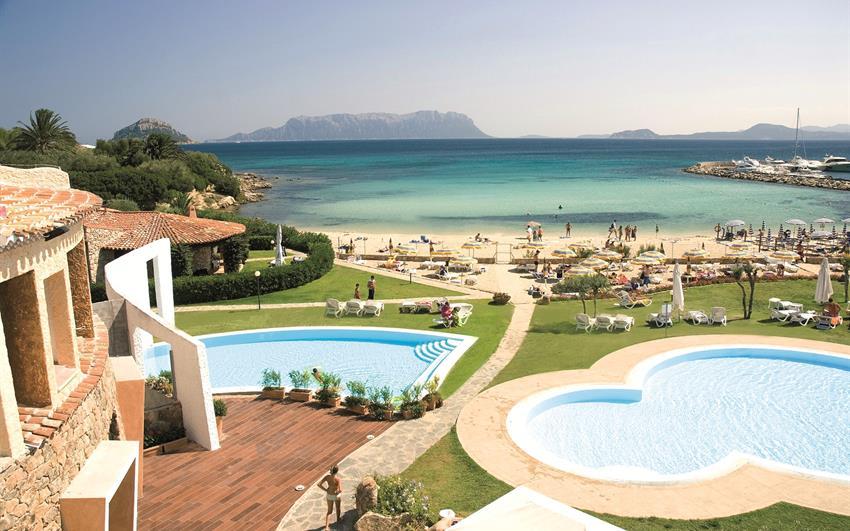 Hotel Resort a Spa Baia Caddinas