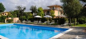 Residence La Pergola s bazénem