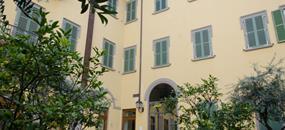 Hotel Donatello Florencie