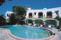 Hotel Aragonese s bazénem ***