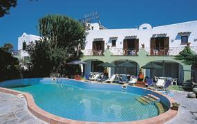 Hotel Aragonese s bazénem