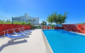 Hotel Punta Imperatore s bazénem