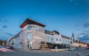 Amande Wine Wellness Hotel 2020
