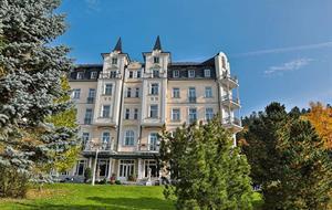 Hotel Sun Palace Spa a Wellness - Balíček pobyt pro posílení dýchacích cest