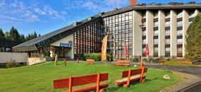 Hotel Svornost Harrachov BALÍČEK PRÁZDNINOVÝ POBYT pro rodiny s dětmi