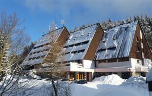 Parkhotel Harrachov - balíček Zimní radovánky s dětmi