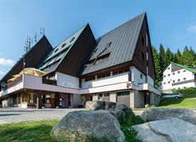 Parkhotel Harrachov - balíček jarní detox na horách
