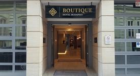 Boutique hotel Budapešt