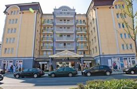 Hotel Palace Hevíz - balíček levandulové hýčkání