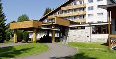 Hotel Srní - seniorské pobyty 55
