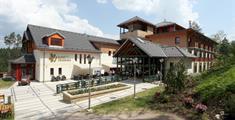 Hotel Studánka - Balíček pobyt pro seniory 55