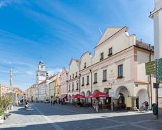 Hotel Zlatá hvězda Třeboň - balíček Senior 55 na 4 dny ****