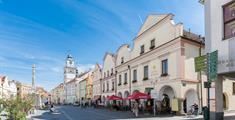 Hotel Zlatá hvězda Třeboň - balíček Senior 55 na 4 dny