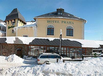 Hotel Praha - balíček boží relax