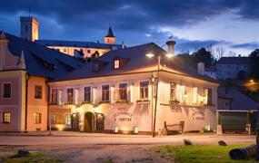 Hotel U Martina -balíček lyžařský pobyt s wellness na 2 nebo 4 noci