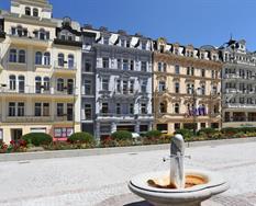 ASTORIA Hotel & Medical Spa - BALÍČEK Poznávání Karlových Varů s polopenzí ****
