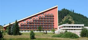 Hotel Sorea Máj - balíček Jarní termální potěšení