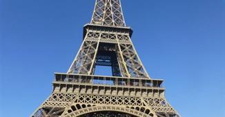 Nenáročný víkend v Paříži **