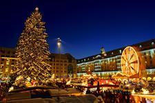 Advent v Drážďanech