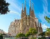 Samostatná letenka Barcelona